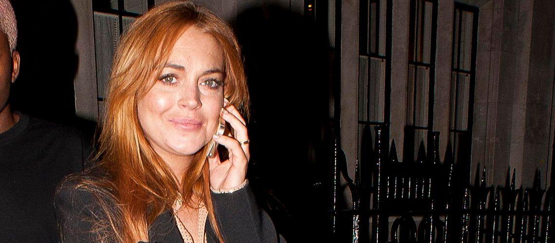 Lindsay Lohan, retour de l'amour?