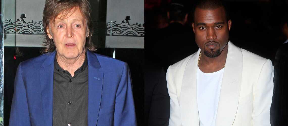 Kanye West pourrait collaborer avec Paul McCartney