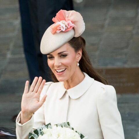 Une grossesse active pour la princesse Kate
