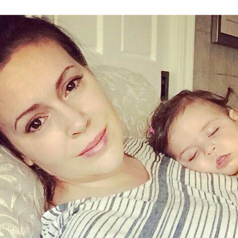Alyssa Milano, Christina Aguilera: le premier été de leurs bébés sur Instagram