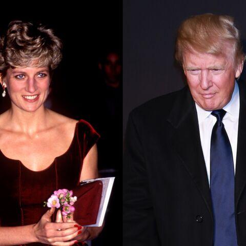 Quand Donald Trump harcelait la princesse Diana