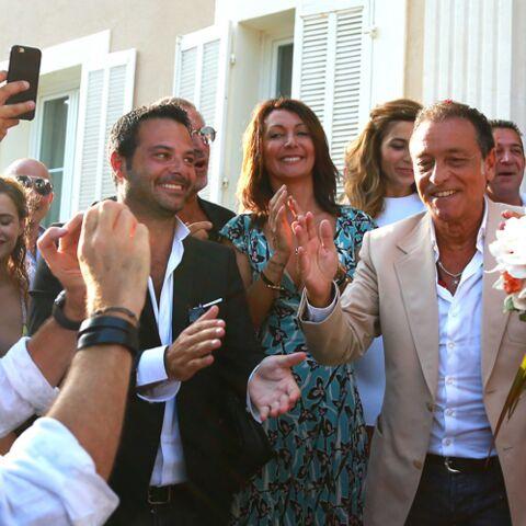 Photos- Félix Gray s'est marié