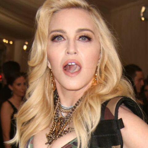 PHOTO – Madonna et ses six enfants, réunis pour la première fois en photo