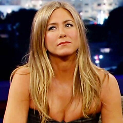Jennifer Anistondément tout retour de Friends