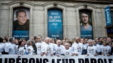 Libération des 4 journalistes français: une «grande joie» pour Laurence Ferrari
