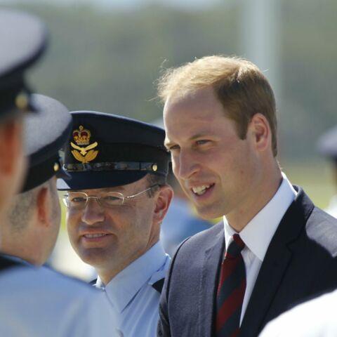 Le Prince William ému aux larmes par le discours de sa femme