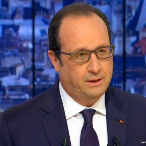 François Hollande sur sa vie privée:  «Je ne fais pas de procès, je fais le silence»