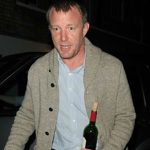 Madonna: Guy Ritchie débarque chez elle avec une bouteille de vin