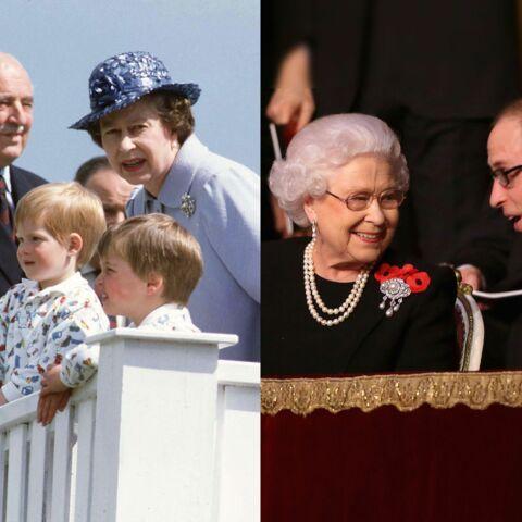 Elisabeth II: piètre maman, super mamie