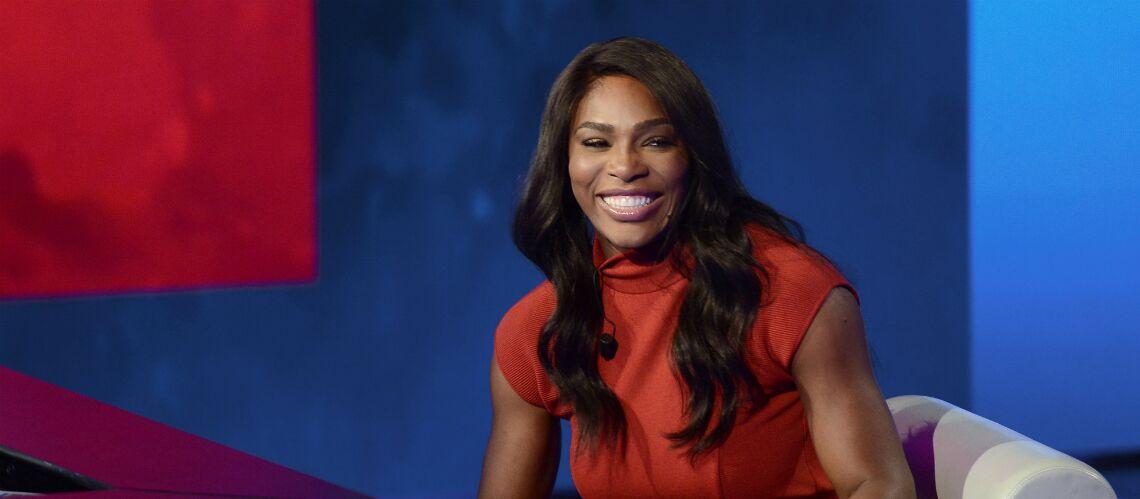 Serena Williams enceinte, la championne de tennis annonce la bonne nouvelle sur Snapchat