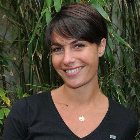Alessandra Sublet se «fait une place» sur France 5