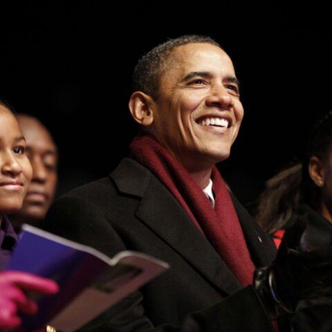 Barack Obama interdit Facebook à ses filles!