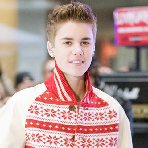 Justin Bieber ne croyait pas au Père Noël