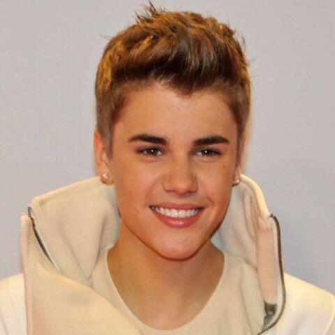 Justin Bieber joue au père-noël