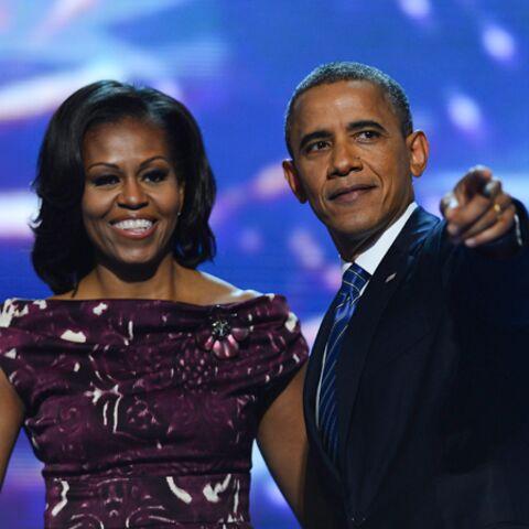Quand Barack et Michelle Obama dansent avec R2D2