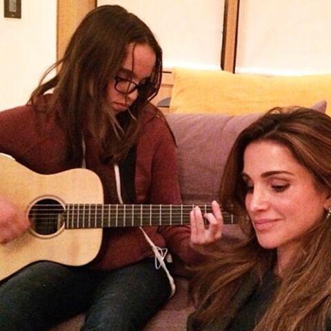 Rania de Jordanie: accro à Twitter!