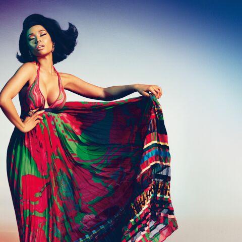 Nicki Minaj, égérie sensuelle sous le soleil