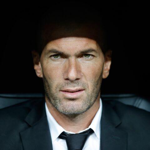 """Vidéo- Zinédine Zidane: """"Mon rôle, mettre un coup de projecteur sur ELA"""""""