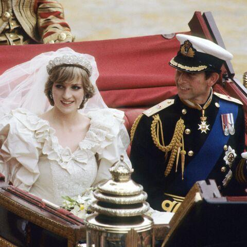 Mariage du prince Charles et Lady Di, les fans se partagent le gâteau