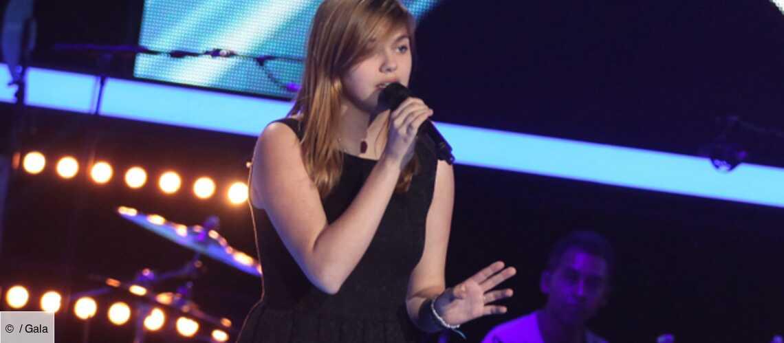 The Voice Louane Son Emotion A Laisse Les Coachs Sans Voix Gala