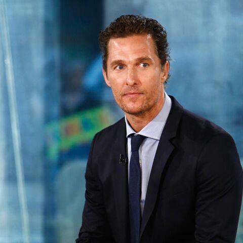 Matthew McConaughey superhéros!