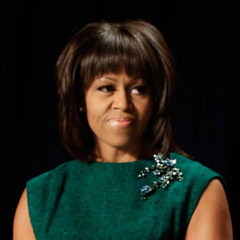 Frange: Michelle Obama s'explique