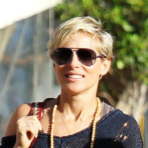 Elsa Pataky, un Hair de Miley Cyrus