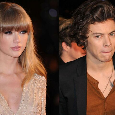 Harry Styles, en bons termes avec son ex Taylor Swift