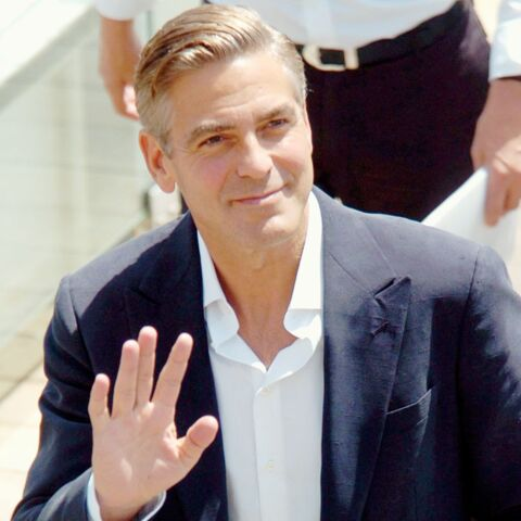 George Clooney à la Maison-Blanche
