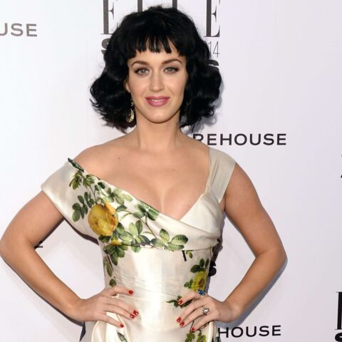 Photos – Katy Perry sacrée femme de l'année