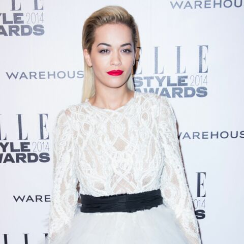T'as le look… Rita Ora!