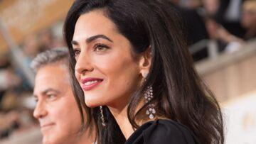 Amal Clooney craint pour sa sécurité