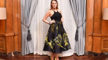 Blake Lively, belle de jour à la Fashion Week