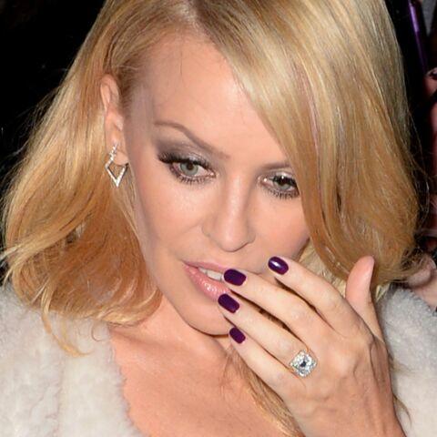 Kylie Minogue en route vers un premier mariage?