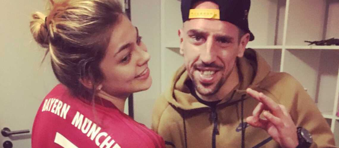 Louane a un nouveau supporter: Franck Ribéry