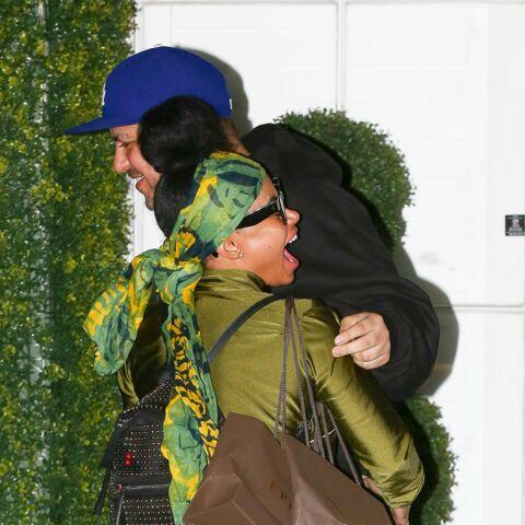 Robert Kardashian et Blac Chyna, aucune pudeur