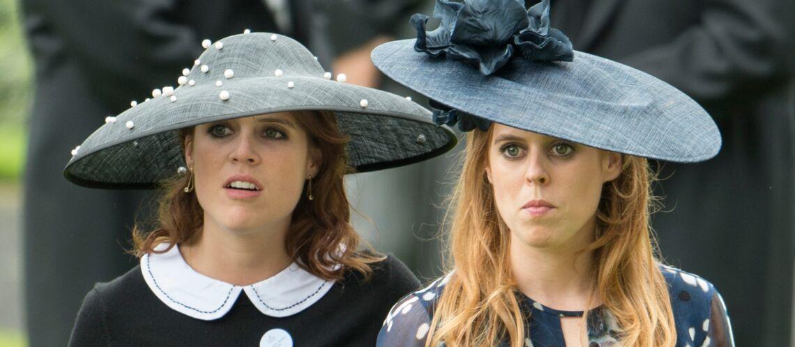 Béatrice et Eugénie humiliées par Elisabeth II, leur grand-mère