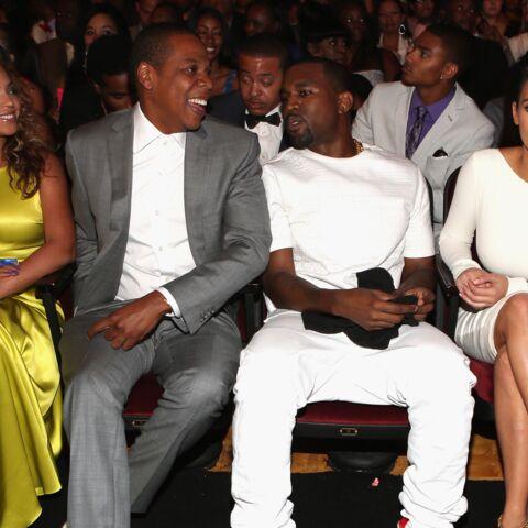 Kim Kardashian, Kanye West, Beyoncé et Jay Z: la réconciliation