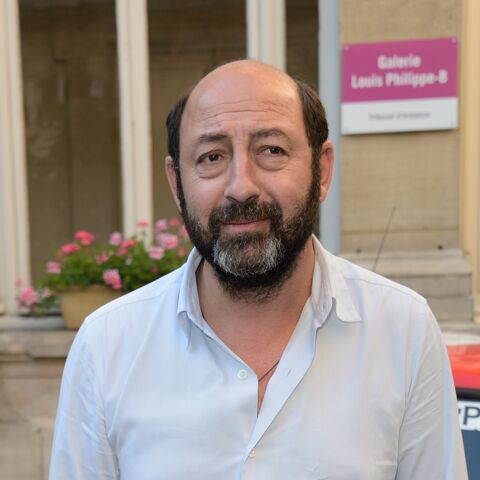 Kad Merad touché par «la détermination de François Hollande»