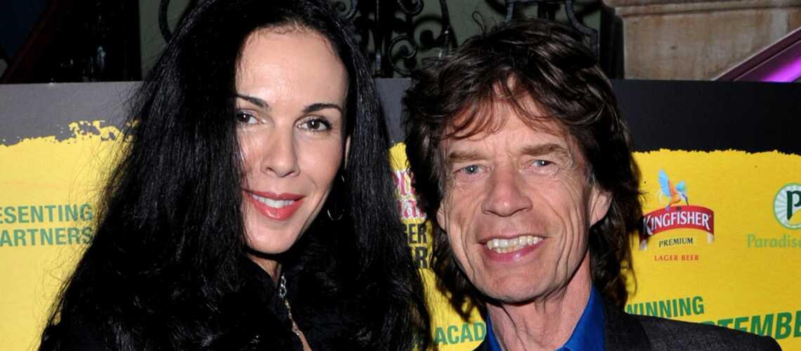 Mick Jagger honore la mémoire de L'Wren Scott