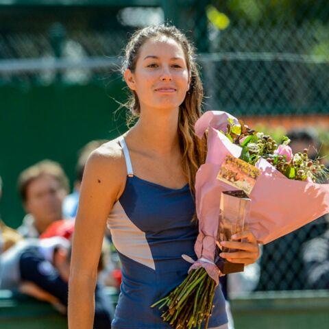 Océane Dodin, l'étoile montante du tennis français