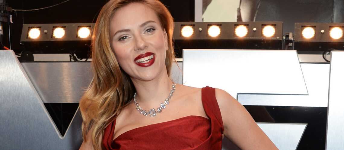 Scarlett Johansson contestée