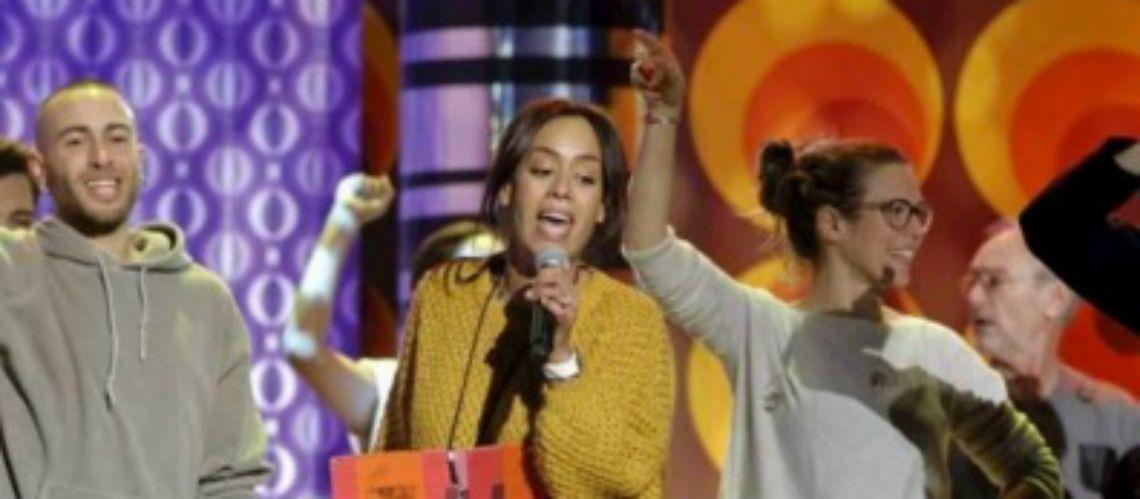PHOTOS – Maman depuis un an, Amel Bent a fait son grand retour sur scène