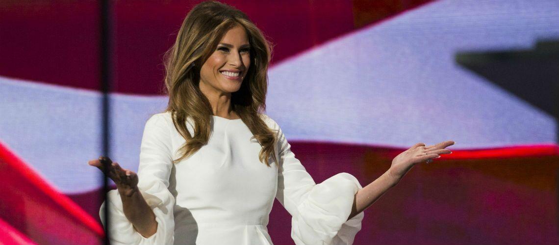Melania Trump: qui l'habillera pour la cérémonie d'investiture?