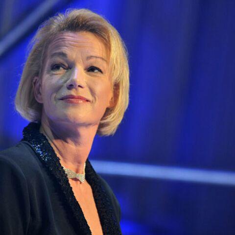 Brigitte Lahaie se fait plaisir pour les J.O.