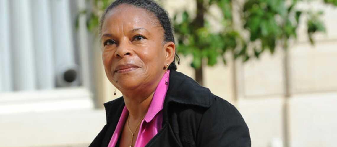 Christiane Taubira, garde des mots