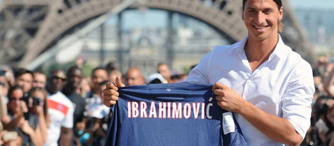 Exclu GALA- Zlatan Ibrahimovic, un sacré bel Enfoiré!