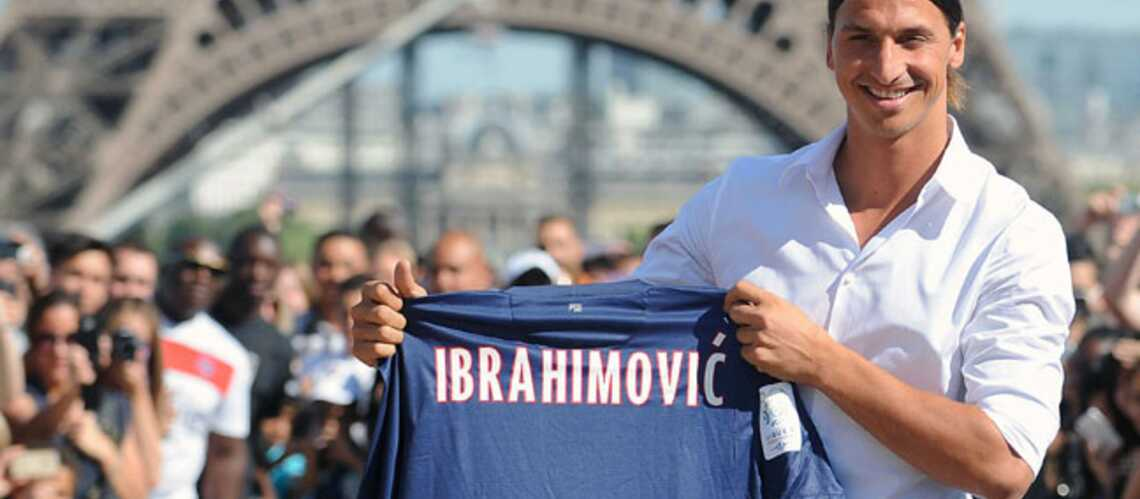Zlatan Ibrahimovic se lance dans le prêt-à-porter