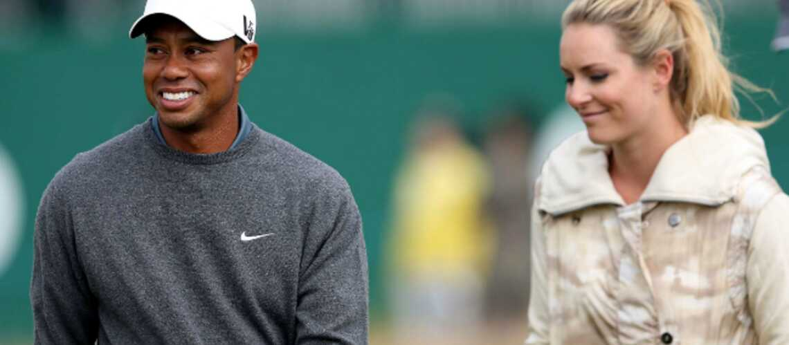 Lindsey Vonn évoque sa relation avec Tiger Woods