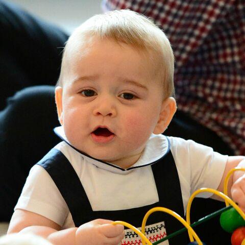 Baby George soufflera sa première bougie en Ecosse
